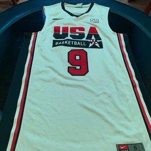 2012 Edition Nike Team USA Michael Jordan Jersey